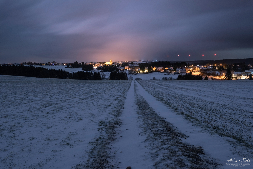 Der Winter 2017/2018 in der Eifelregion
